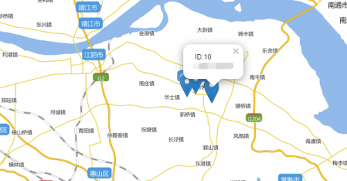 leaflet使用graphic渲染数据到地图